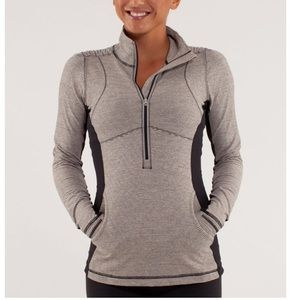 🍋 Lululemon Star runner pullover half zip jacket
